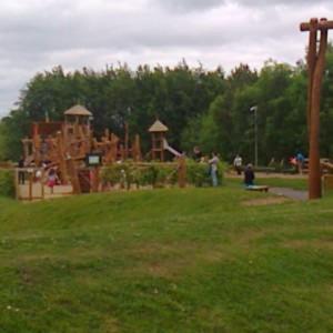 Senior Playground O Regan Park