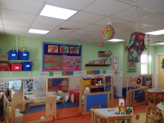 Colourful Toddler Room!