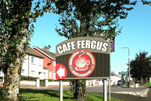 Take a Break @ Cafe Fergus