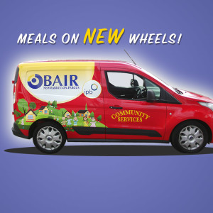 Brand New Community Services Van!