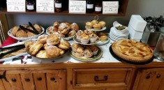 Morning Selection of Baked Goods!