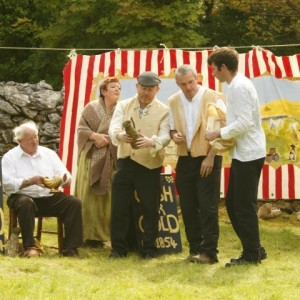 Amateur Dramatics at Heritage Day, Mooghaun