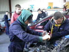 Motor Mechanics Training Course 2015