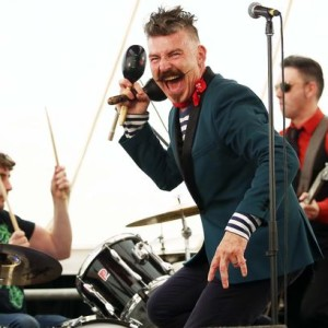 Jerry Fish and The Electric Sideshow