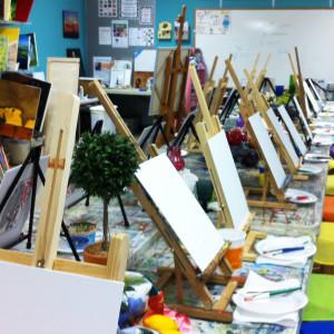 art classes with ann