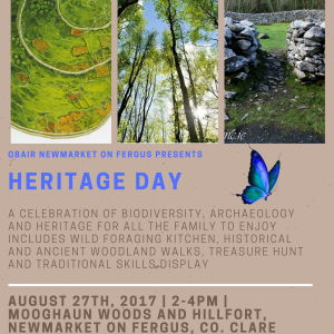 Heritage Day 2017 poster